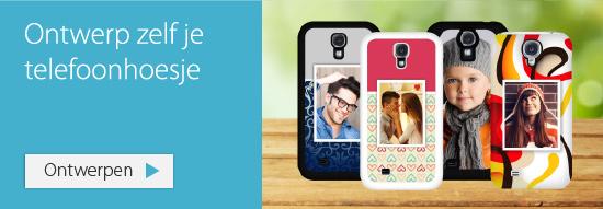 Telefoonhoesje ontwerpen