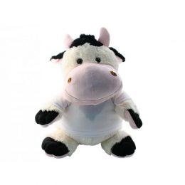 knuffel koe bedrukken