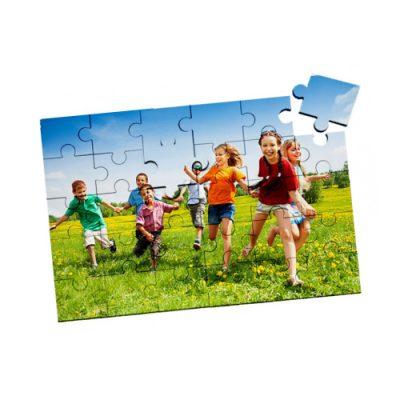 Puzzel met foto bedrukt