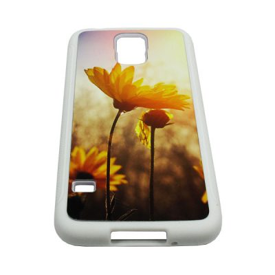 Galaxy S5 softcase ontwerpen