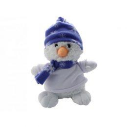 knuffel sneeuwpop foto