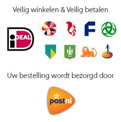 Veilig betalen op Hoezzi.nl