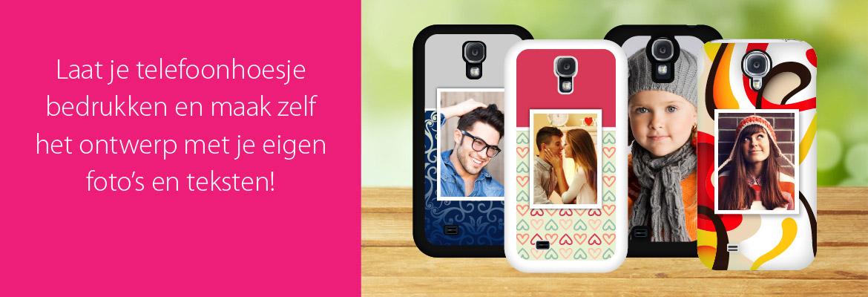 zelf je hoesje ontwerpen op hoezzi.nl