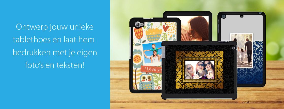 tablethoes ontwerpen op Hoezzi.nl