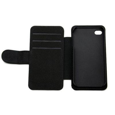 iphone 4 flipcase bedrukken