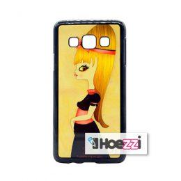 A710 hardcase telefoonhoesje zwart