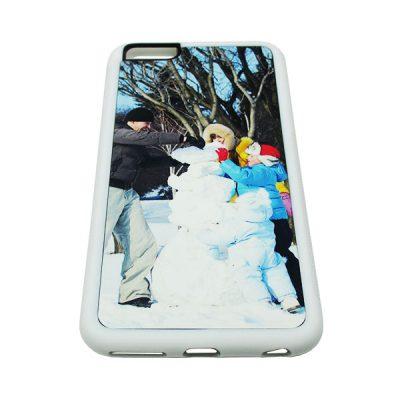 iPhone 6(s) Plus telefoonhoes softcase hoesje maken