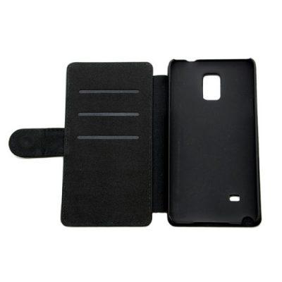 Galaxy Note 4 flipcase bedrukken