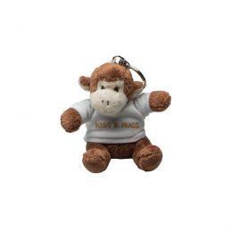 knuffel sleutelhanger aap