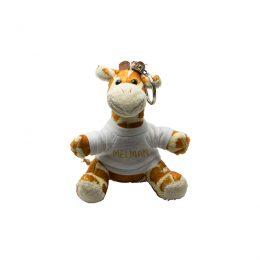 Knuffel sleutelhanger giraf