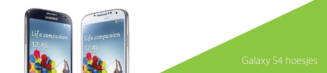 Galaxy S4 hoesje ontwerpen