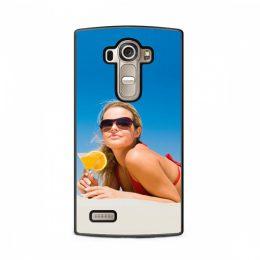 LG G4 hoesje ontwerpen zwart