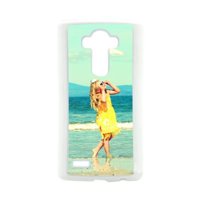 LG G4 softcase wit ontwerpen