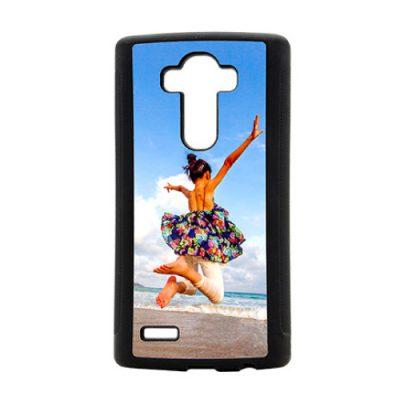LG G4 telefoonhoesje maken, zwart