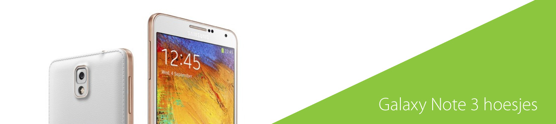 Galaxy Note 3 case ontwerpen