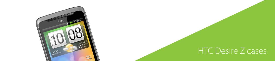 HTC Desire Z hoesje ontwerpen