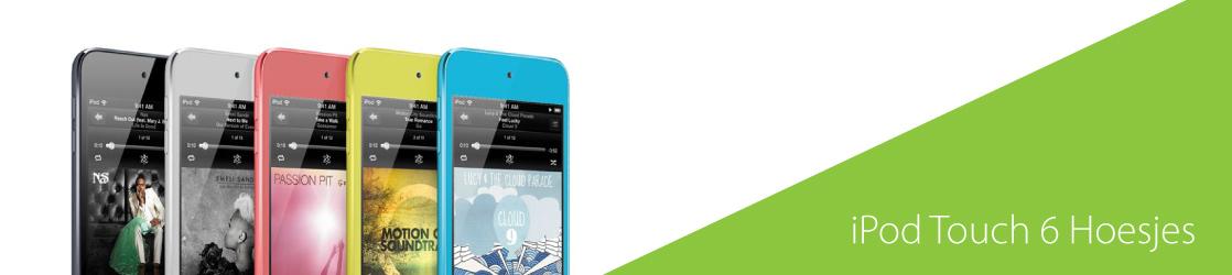 ipod Touch 6 hoesje ontwerpen