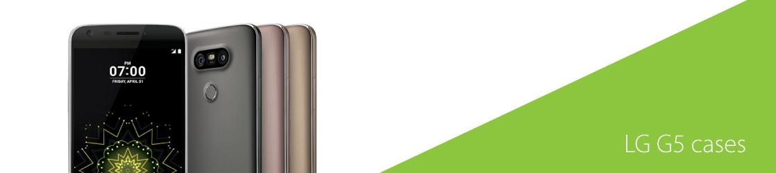 LG G5 hoesje ontwerpen