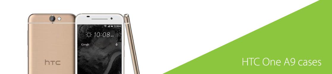 HTC One A9 hoesje ontwerpen