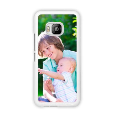 HTC M9 softcase wit