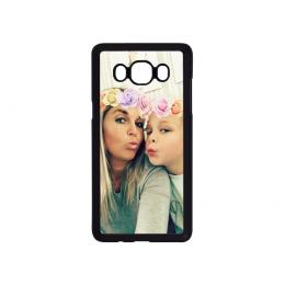 Samsung Galaxy J5 2016 telefoonhoesje hardcase zwart