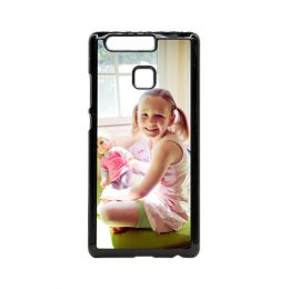 Huawei P9 hoesje hardcase zwart