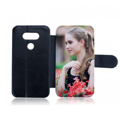 LG G5 telefoonhoesje maken flipcase