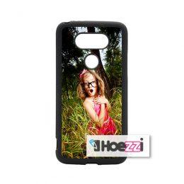 LG G5 telefoonhoesje maken, zwart