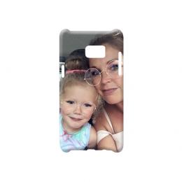 Samsung Galaxy Note 5 hoesje maken 3D