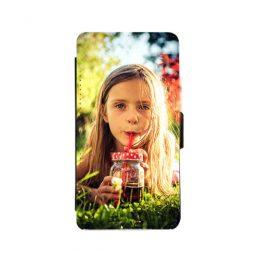 Sony Xperia Z5 Mini telefoonhoesje maken met foto flipcase