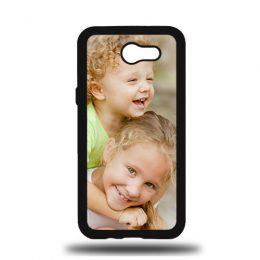 Samsung Galaxy J3(20) telefoonhoes – Softcase zwart