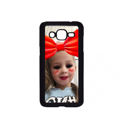 Samsung Galaxy J2 (2015) telefoonhoesje maken