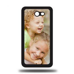 Samsung Galaxy J5 (J520) telefoonhoesje maken – Hardcase zwart