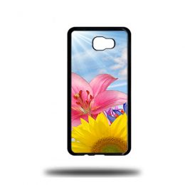 Samsung Galaxy J7 Prime telefoonhoesje maken – Hardcase zwart