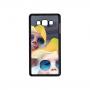 Samsung Galaxy A7 (2015) telefoonhoesje hardcase zwart