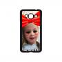 Samsung Galaxy J3 telefoonhoesjes - Hardcase zwart