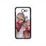 Samsung Galaxy J3 (2017) telefoonhoesje hardcase zwart