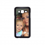 Samsung Galaxy J5 (2015) telefoonhoesje hardcase zwart