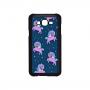 Samsung Galaxy J7 (2015) telefoonhoesje hardcase zwart