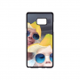 Samsung Galaxy Note 7 telefoonhoesje hardcase zwart