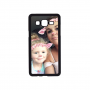 Samsung Grand on5 G5500 telefoonhoesje hardcase zwart