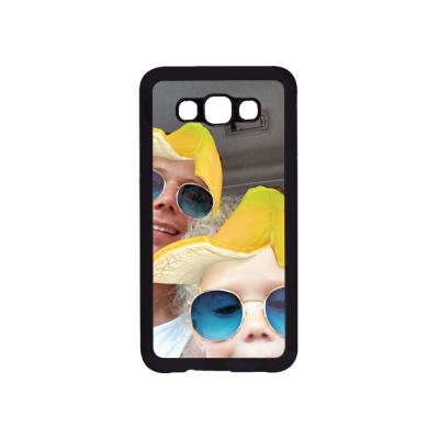 Samsung Galaxy Z1 telefoonhoesje hardcase zwart