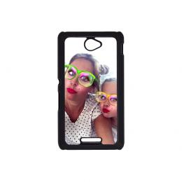 Sony Xperia E4 telefoonhoesje hardcase