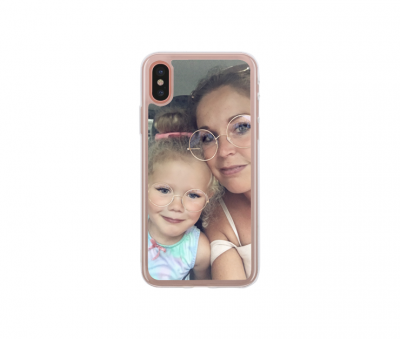 iPhone X soft flexibel transparant