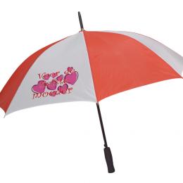 Paraplu bedrukken met eigen ontwerp