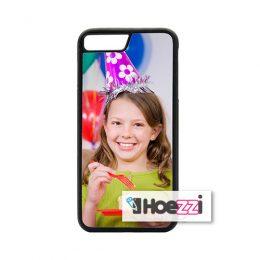 iphone 8 plus hoesje maken softcase zwart