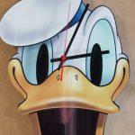 klokken bedrukt donald duck maatwerk